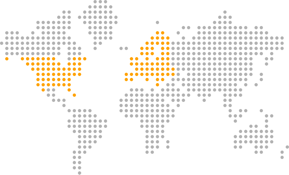 Image of countries we ship to